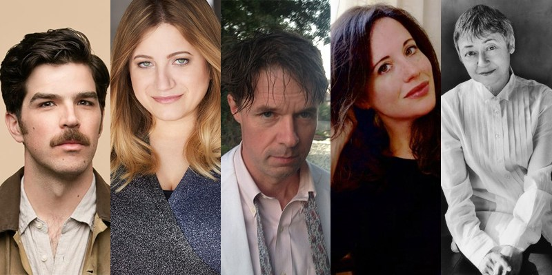 LITHUB - 5 WRITERS, 7 QUESTIONS, NO WRONG ANSWERSWelcome to the first edition of the Lit Hub Author Questionnaire, a monthly interview featuring seven questions for five authors with new books…