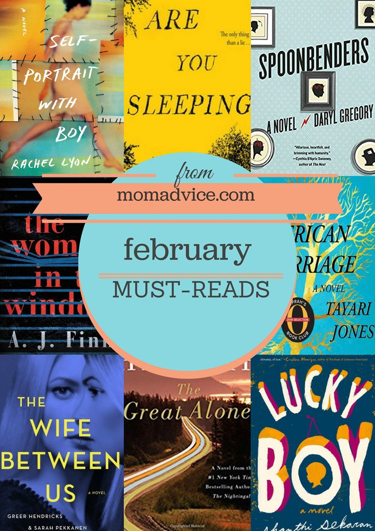 momadvice.com - February 2018 Must-ReadsLooking for a thriller with a plot that you probably have never considered? Self-Portrait With Boy is one of the most inventive plot concepts that I've read in a long time and absolutely captivated me.