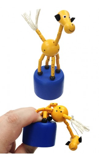 push-collapse toys