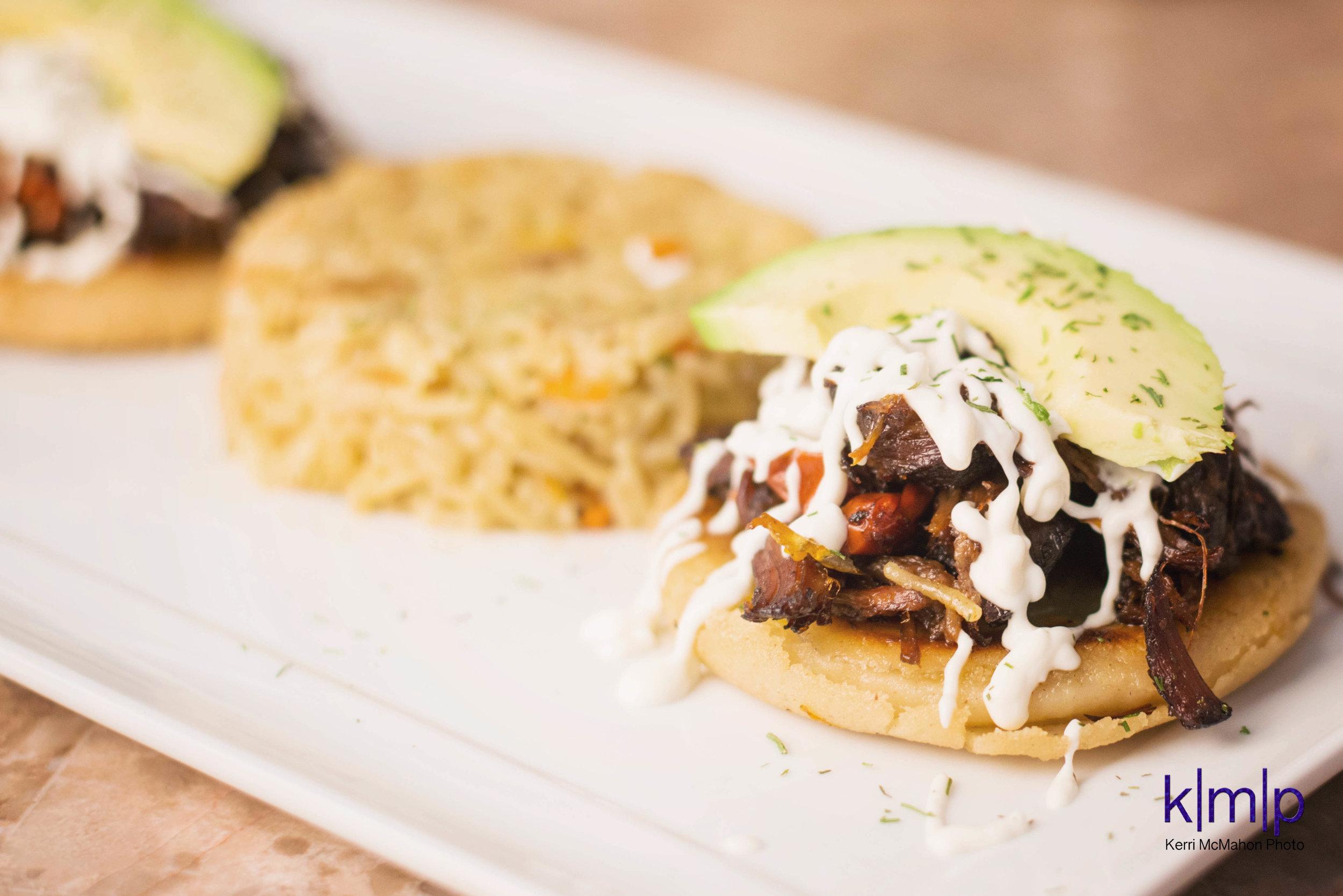 The Leftovers - Roast Pupusas
