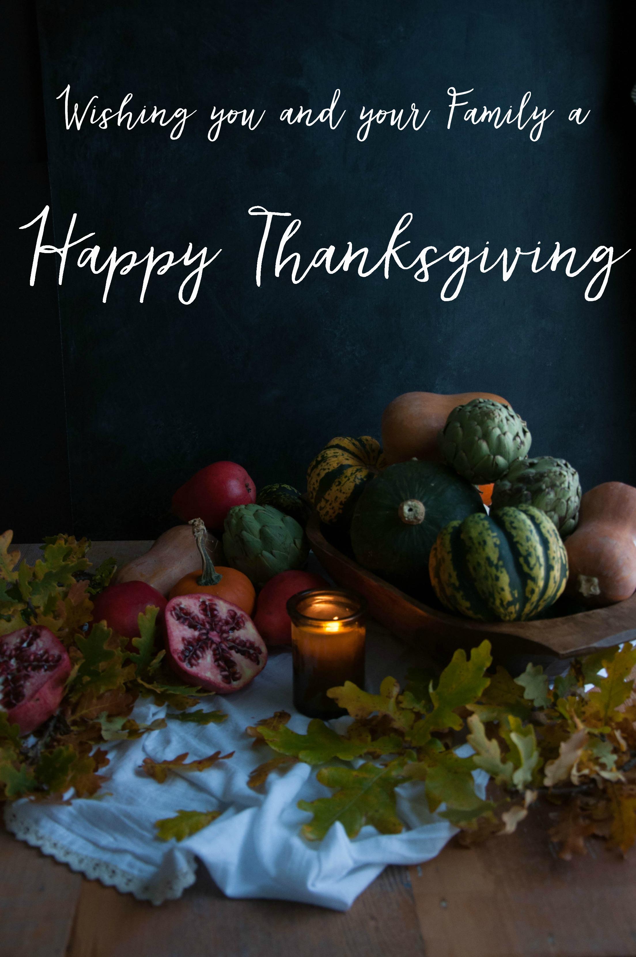 Happy- Thanksgiving