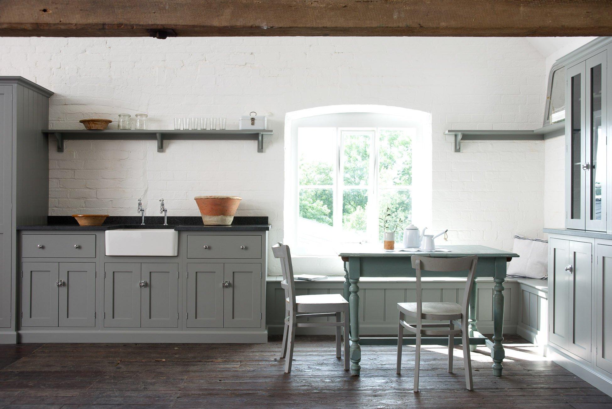 Loft Kitchen by  Devol Kitchens