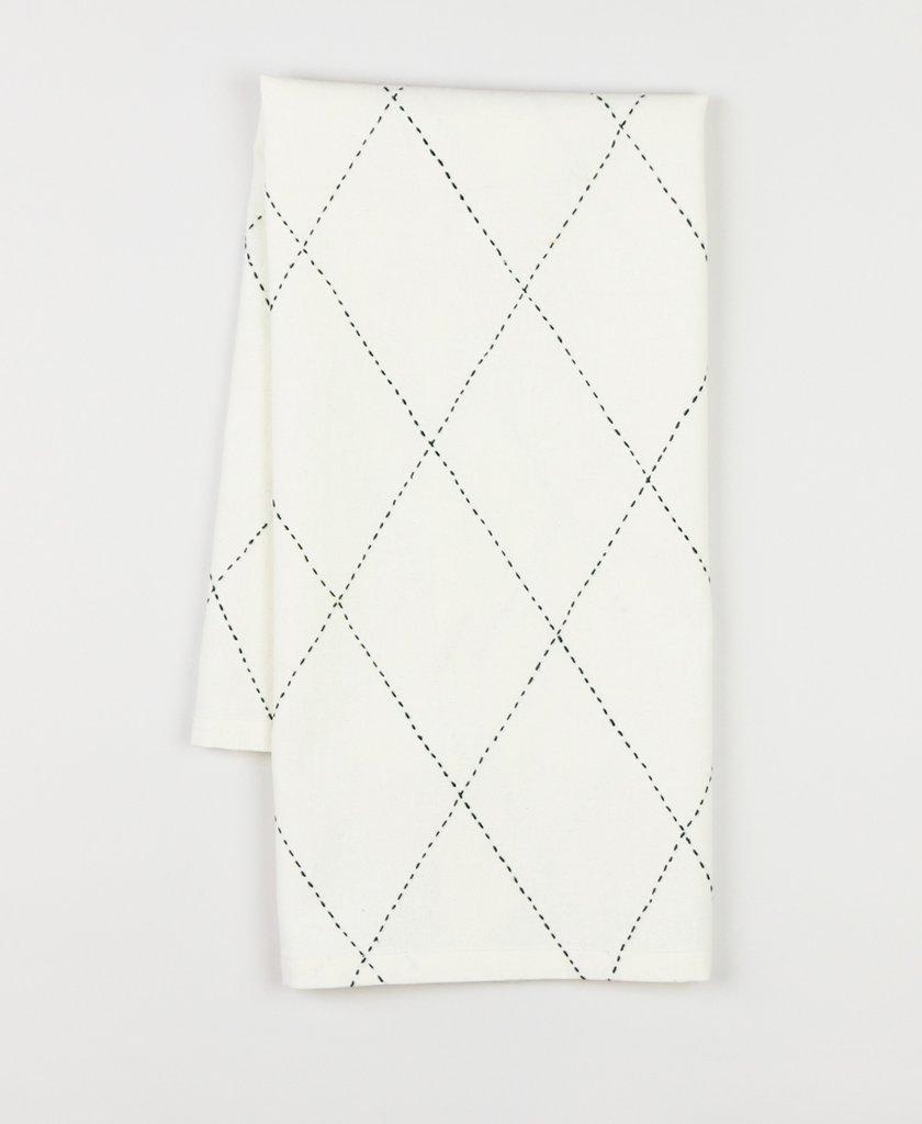 DIAMOND TEA TOWEL