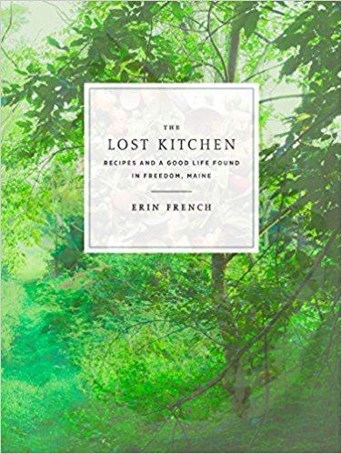 Lost Kitchen Cookbook