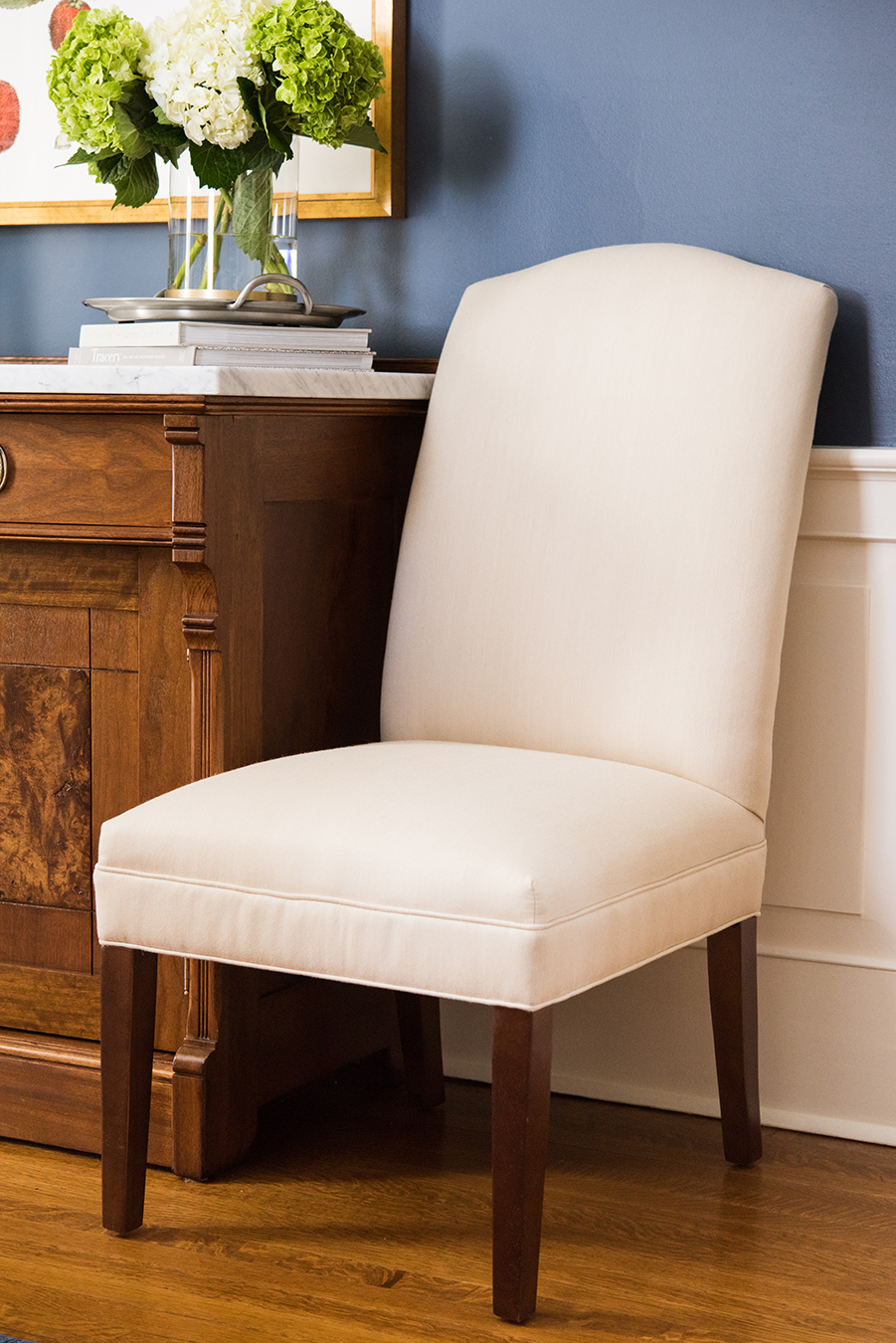 Kid friendly dining chair