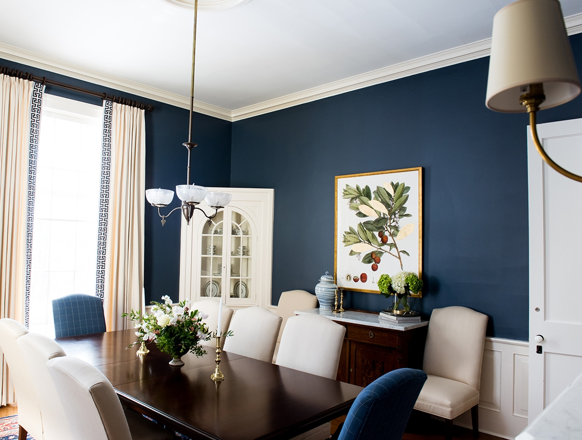 Why You Shouldn T Give Up On Your Formal Dining Room Client Project Reveal Teaselwood Design