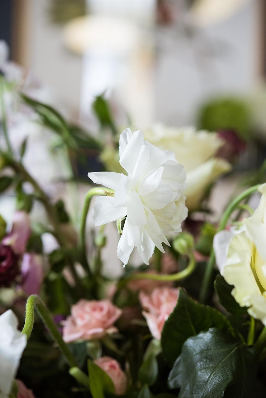 Floral design idea Teaselwood Design