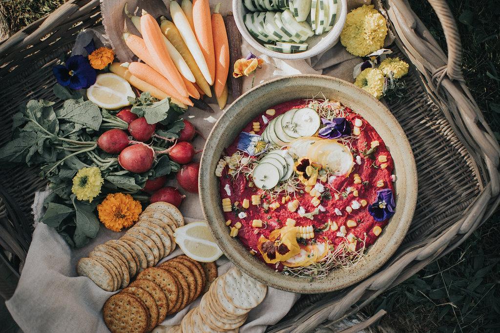 beet-hummus-tray
