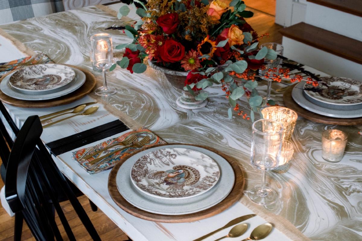 Thanksgiving-table-runner
