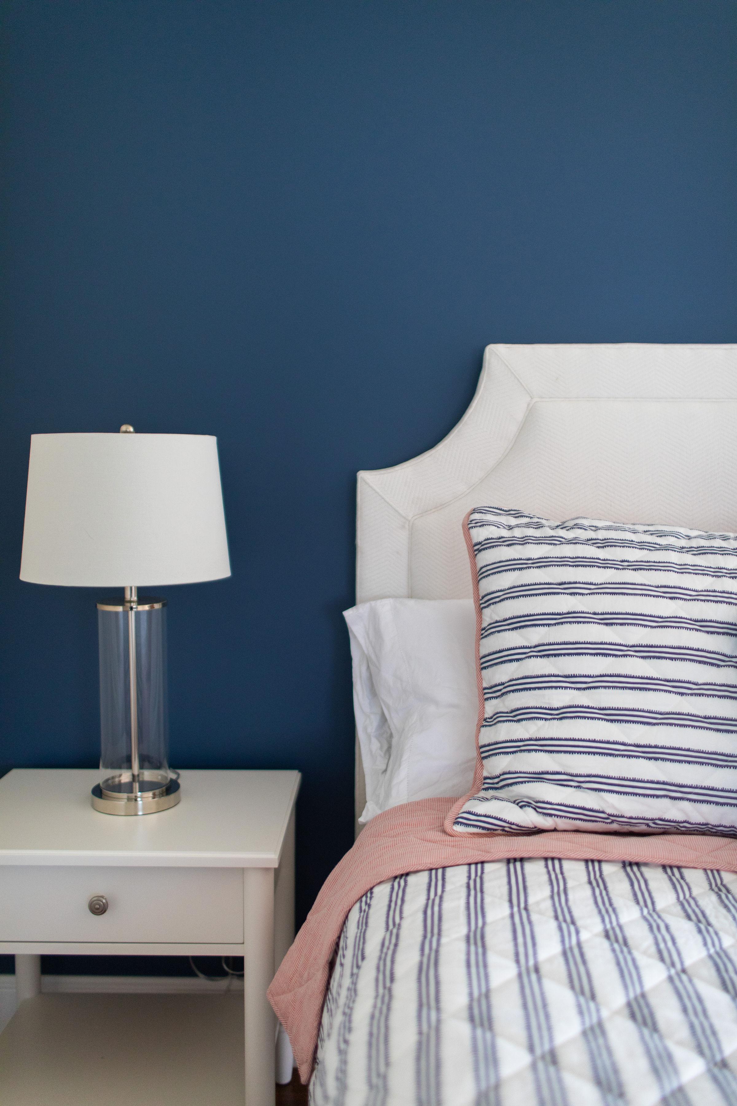 Guest bedroom design ideas, Skaneateles, NY interior designer