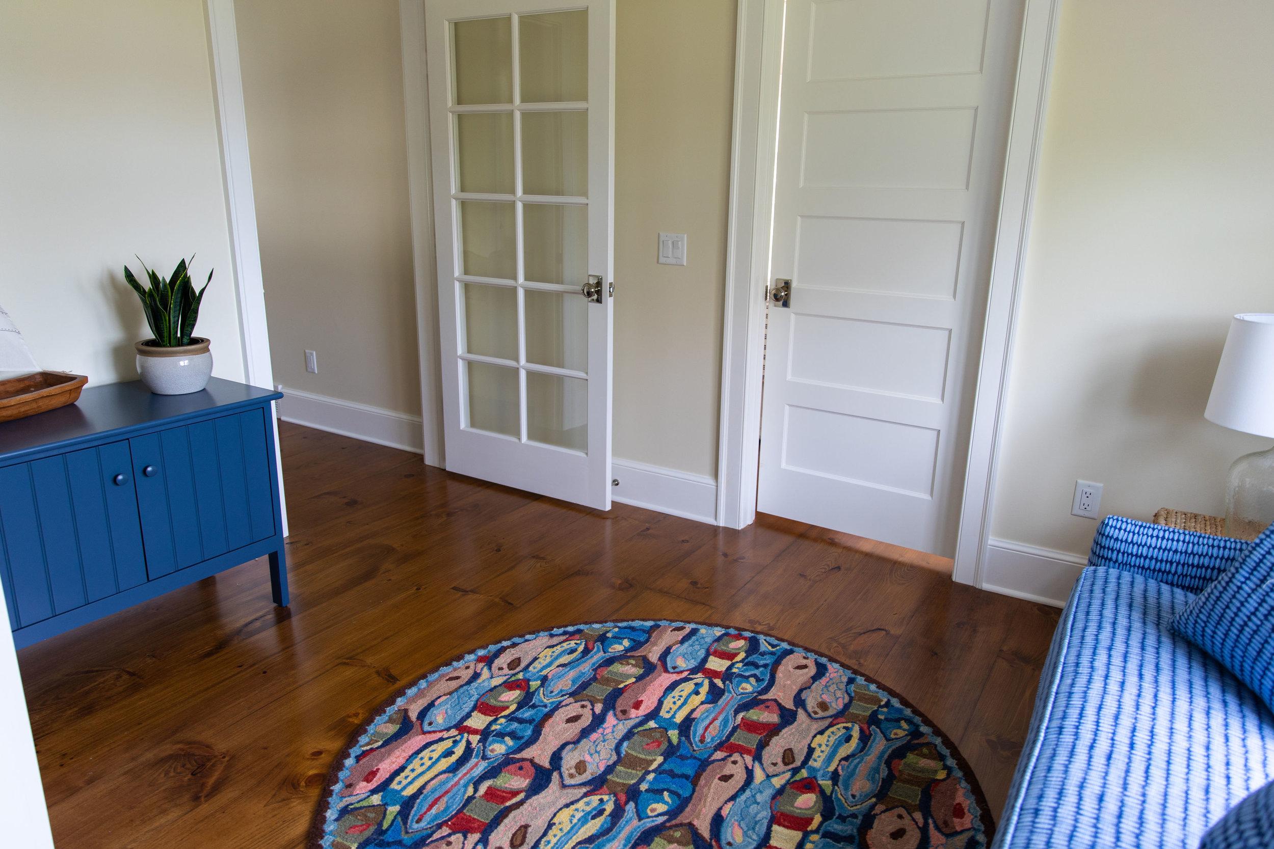 Small house interior designLudlow VT / Skaneateles, NY interior designer Teaselwood Design