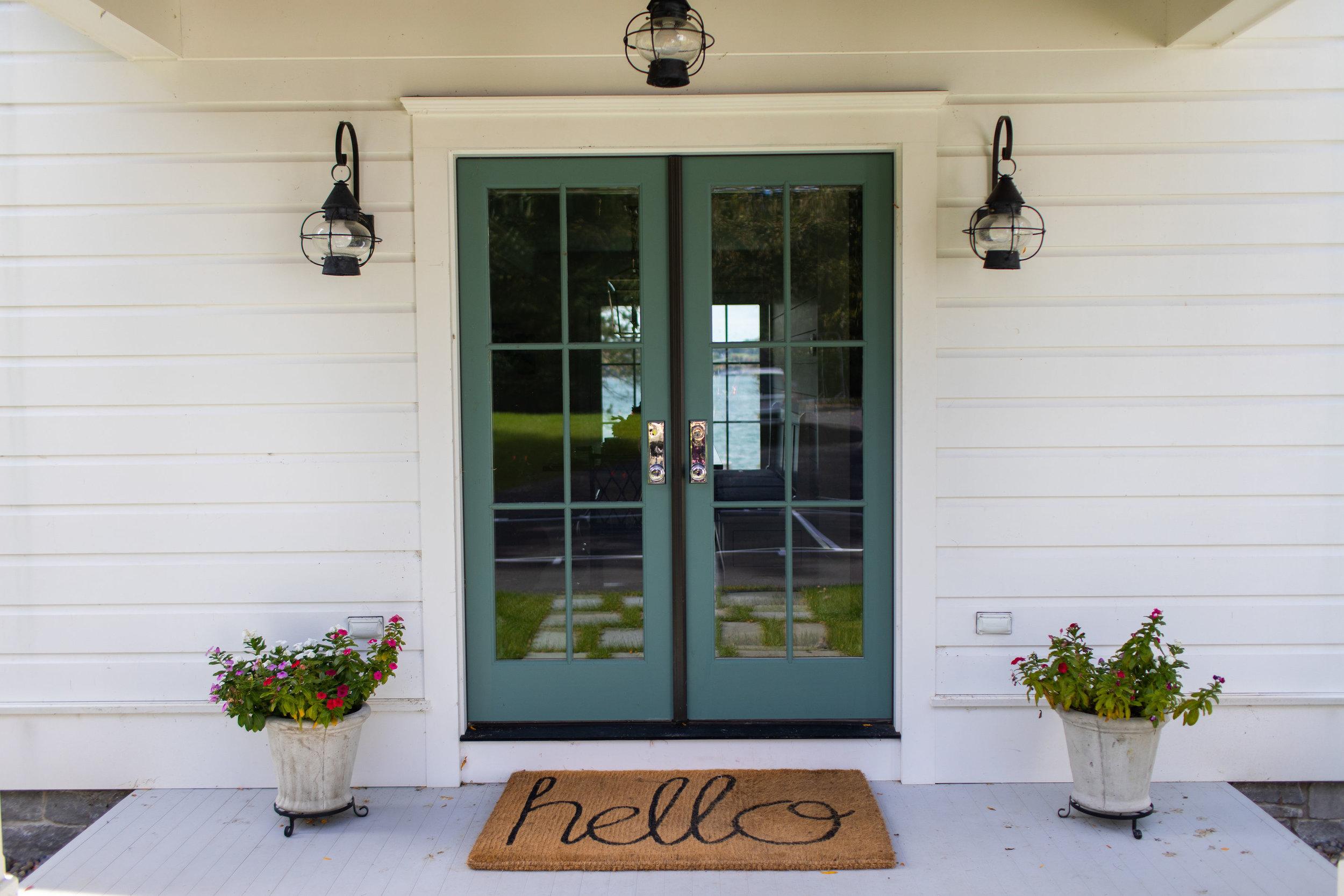 Cottage interior design style - Teaselwood Design, Skaneateles, NY