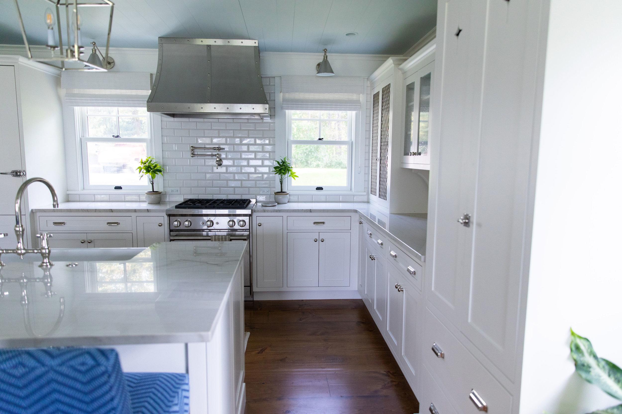Cottage interior design style by Teaselwood Design, Skaneateles, NY interior designer