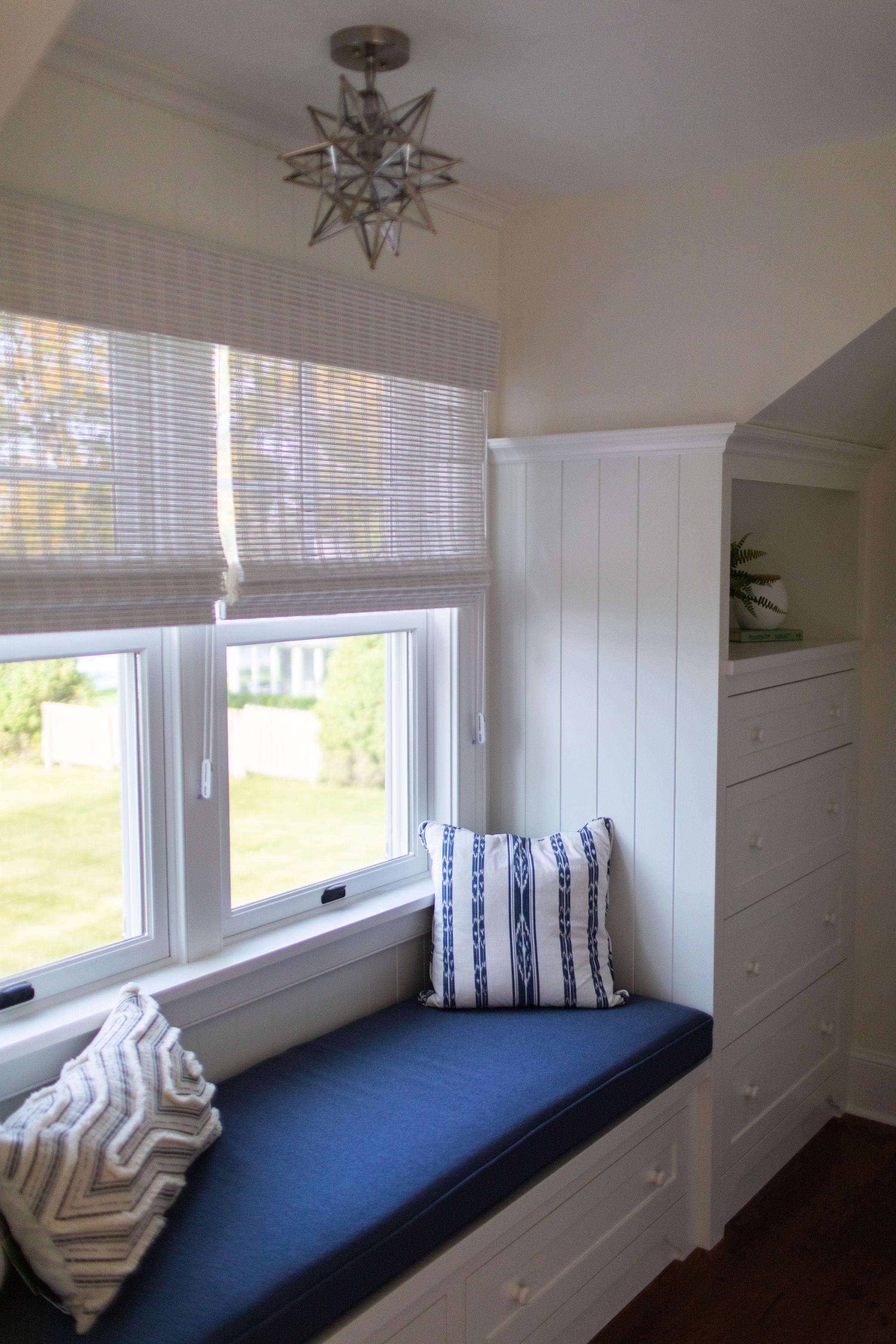 Cottage Window Seat Ludlow Vermont