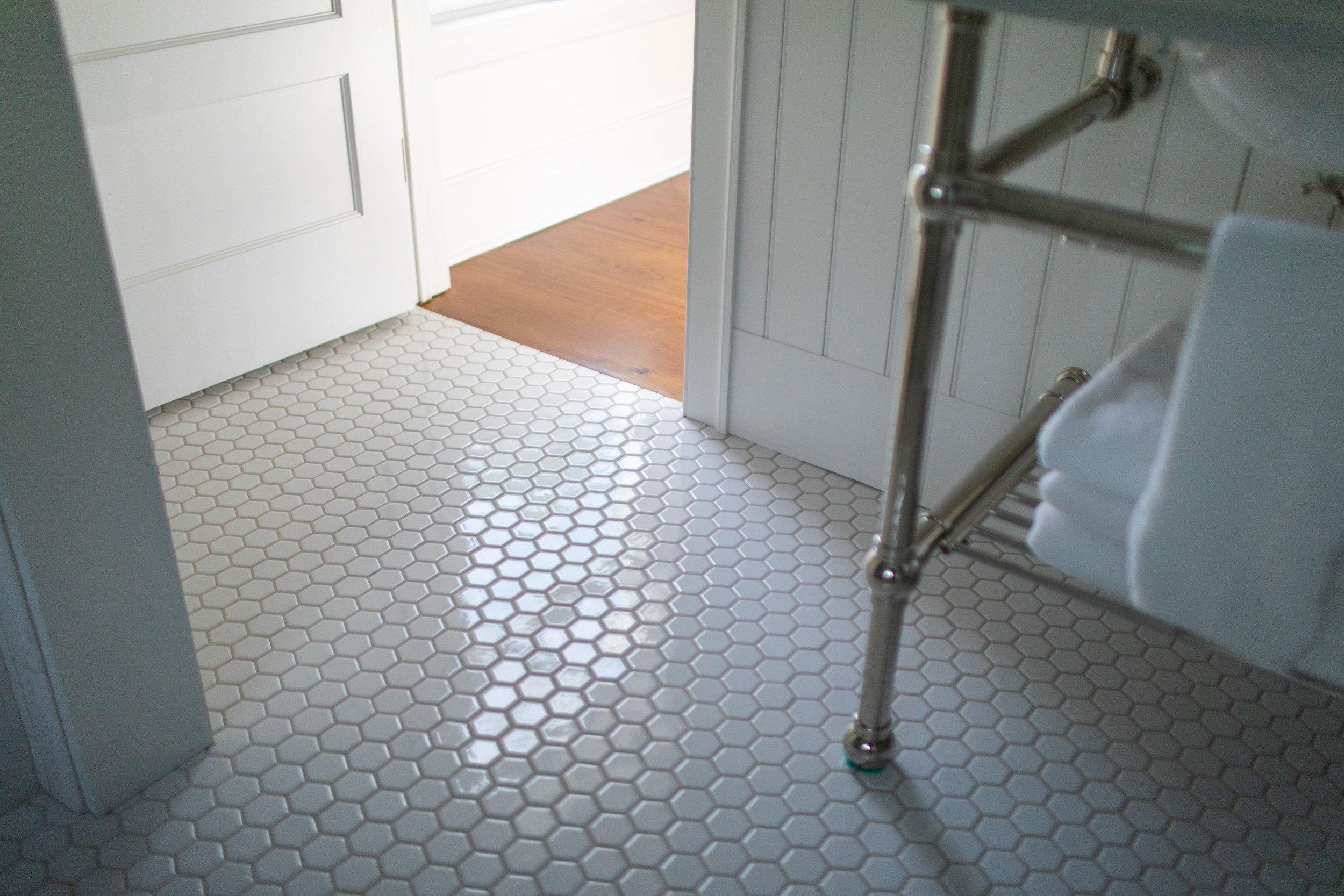 white-hex-tiles