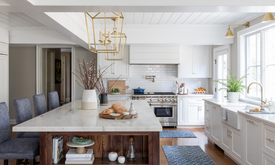 Vermont kitchen design