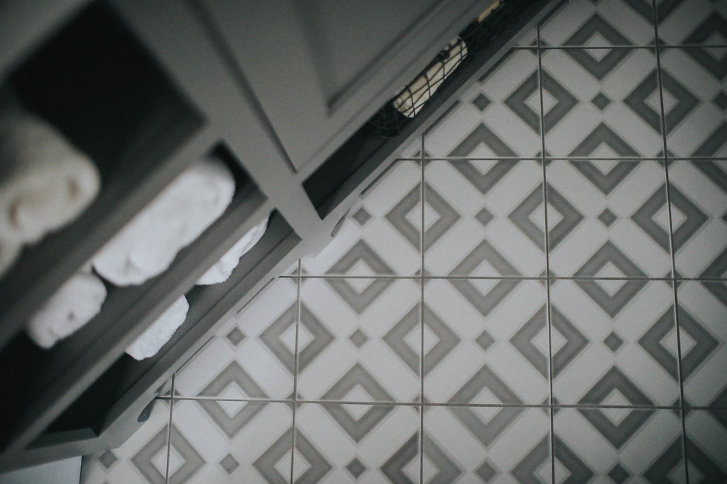 choosing the right size tile