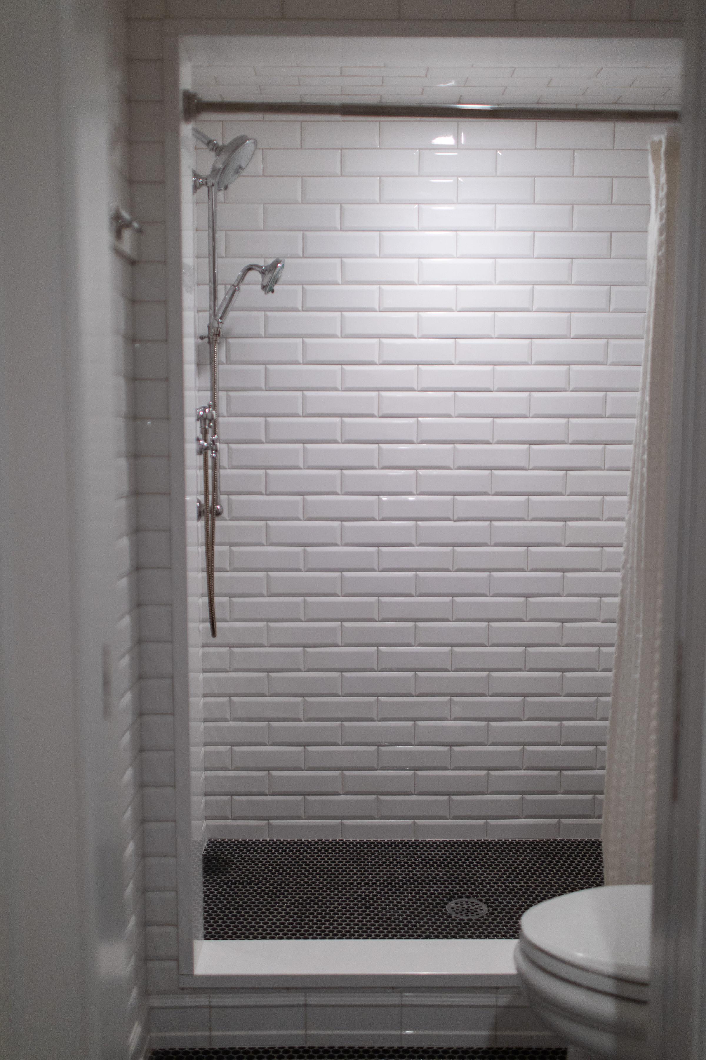 bathroom tile size advice