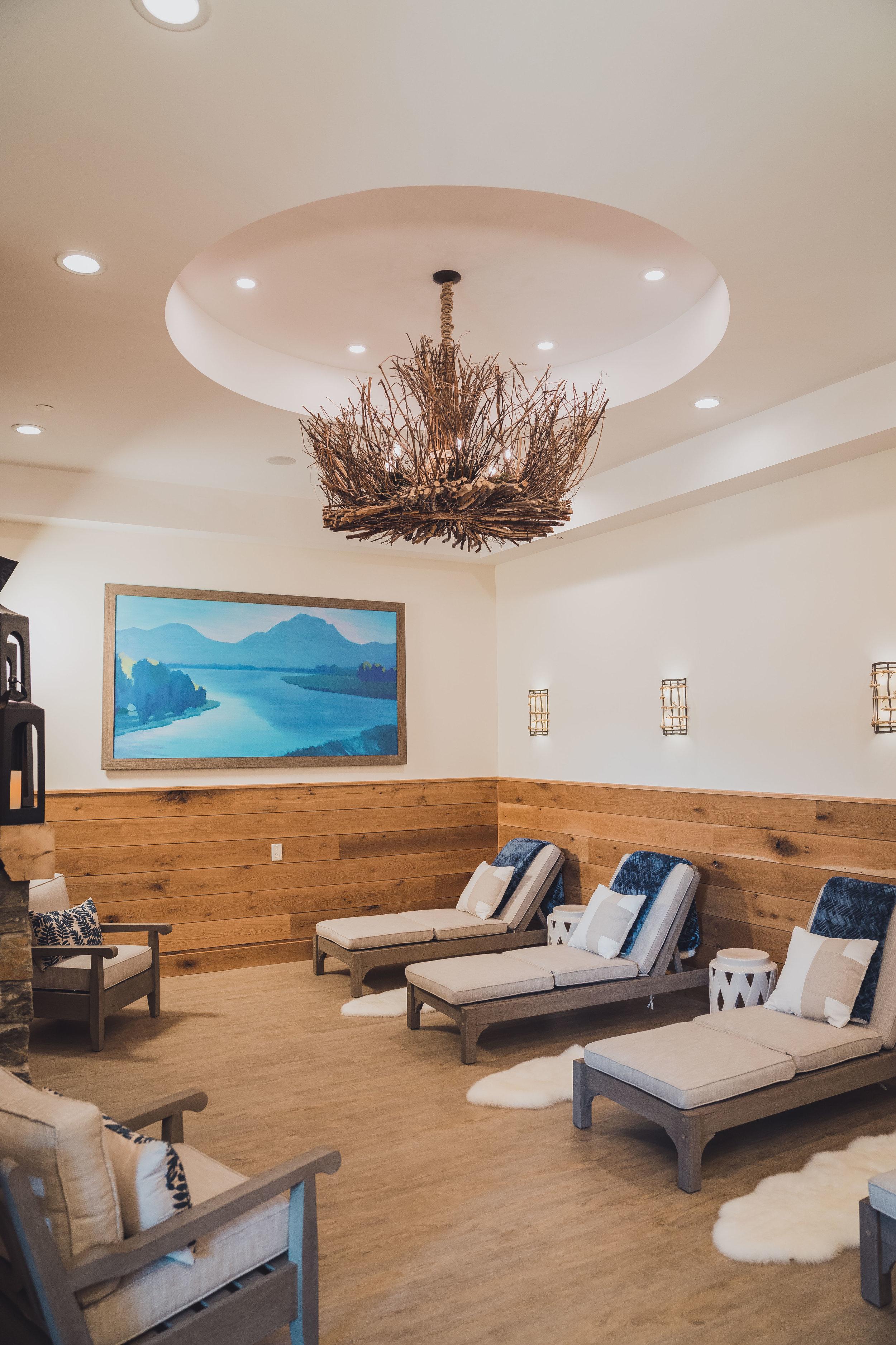 Modern Rustic Interior Deign Teaselwood Design