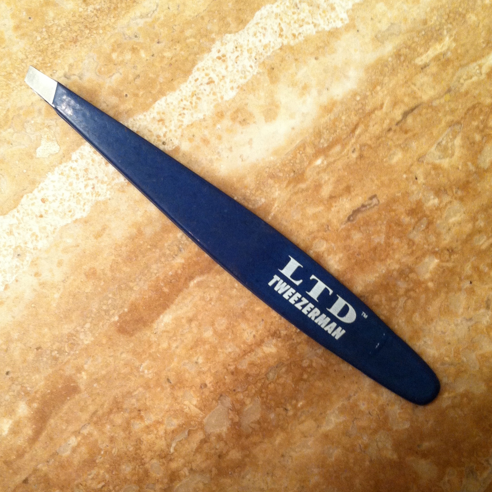 CarTweezers........ in Ford blue.