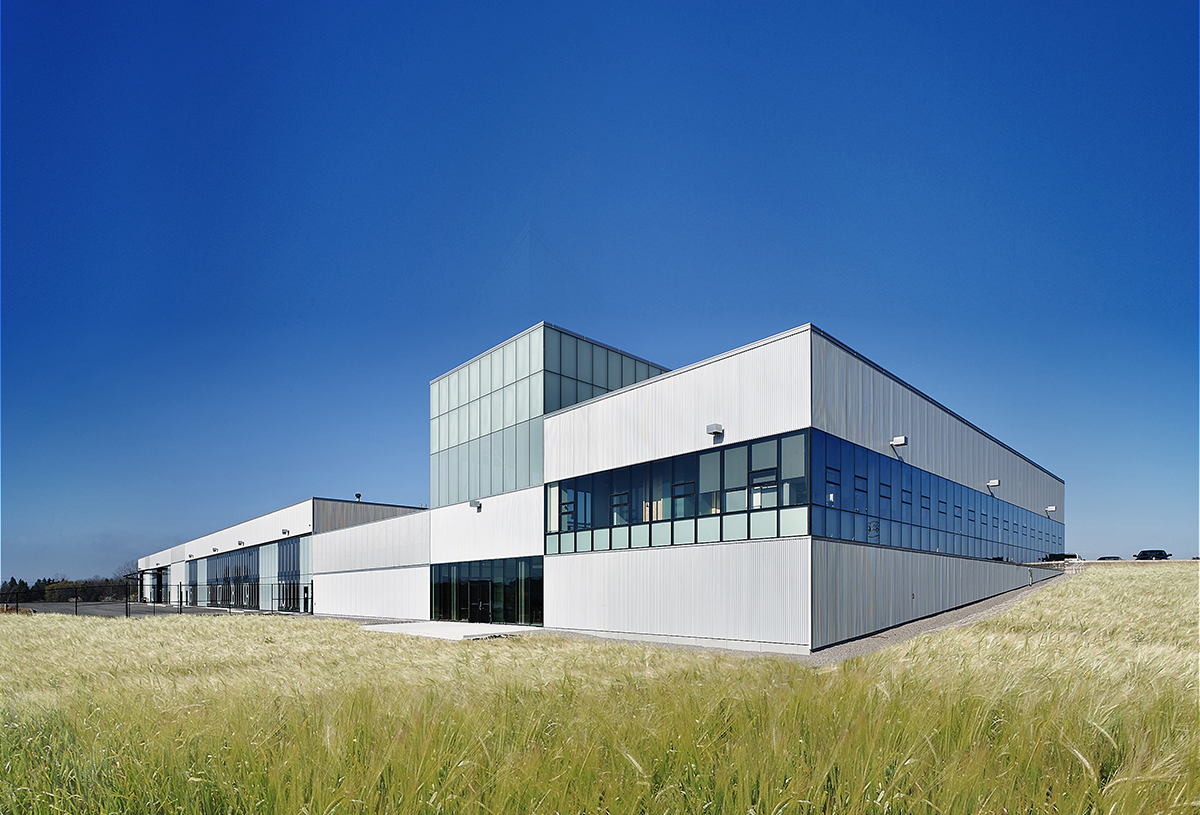 Newmarket Operations Centre Exterior 01
