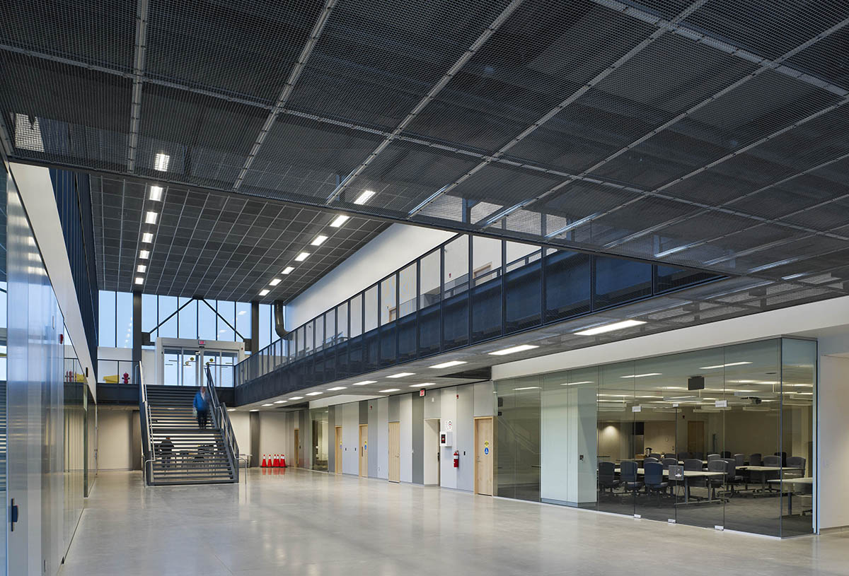 Newmarket Operations Centre Interior 01