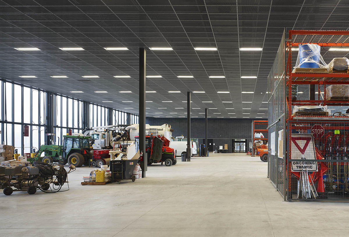 Newmarket Operations Centre Interior 03