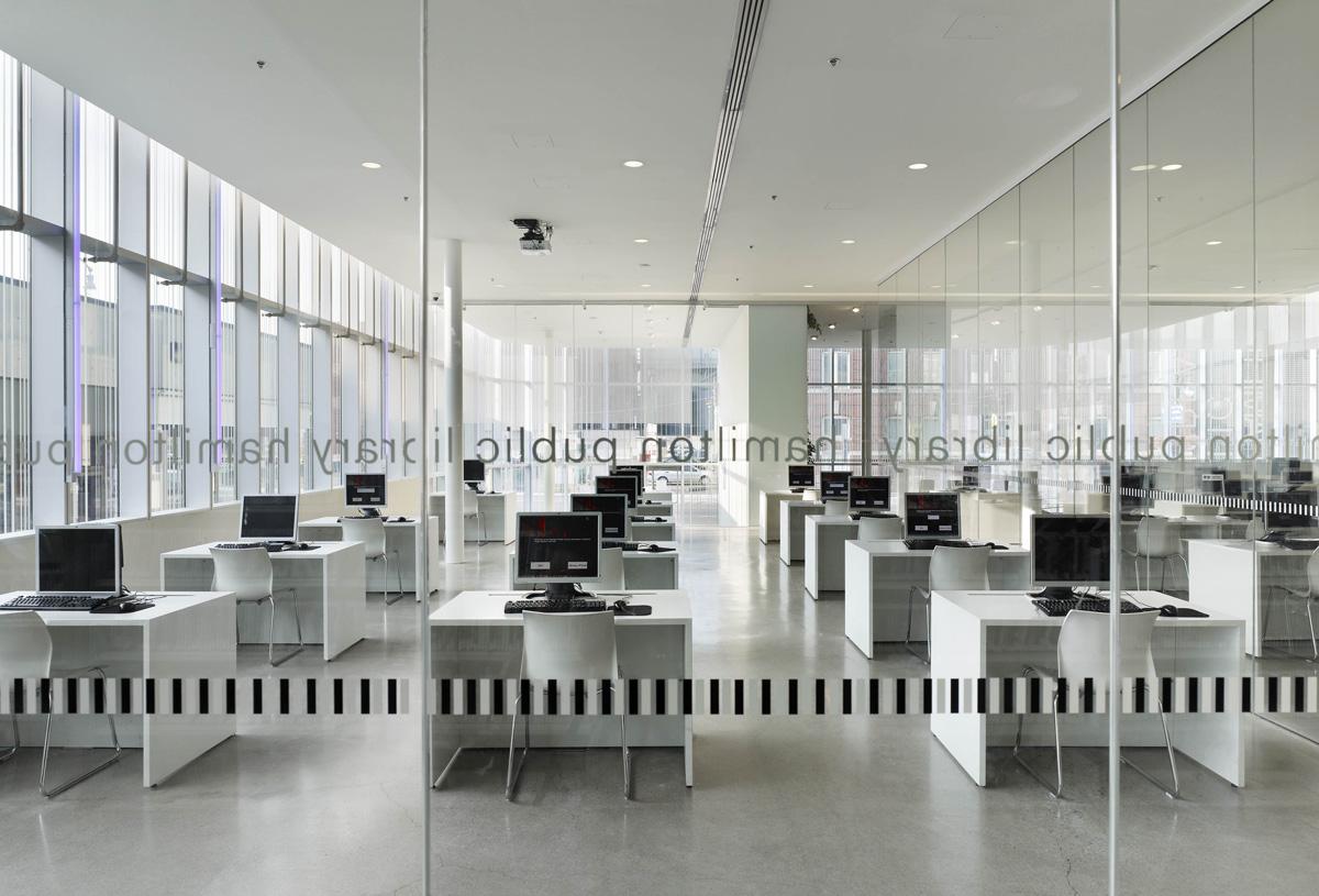 Hamilton Public Library and Framers Market Interior 01