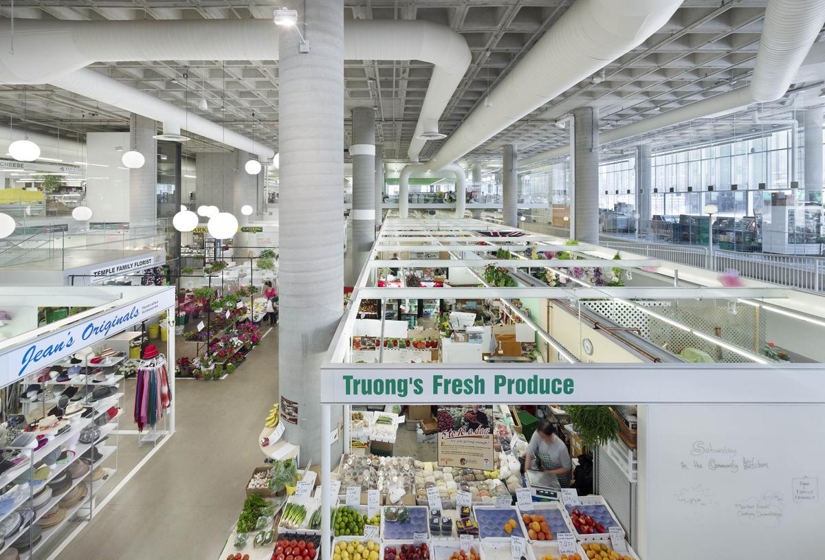 Hamilton Public Library and Farmers Market Interior 03