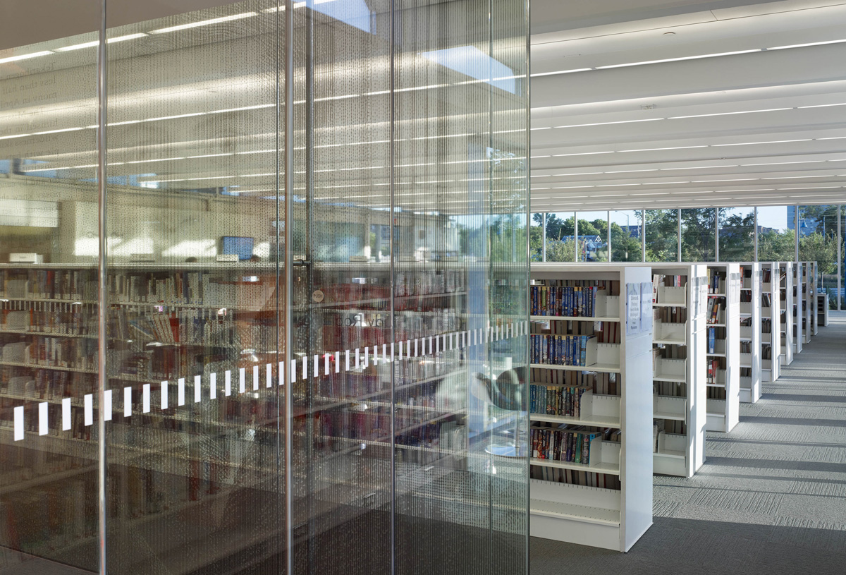 MPL Port Credit Library Interior 01