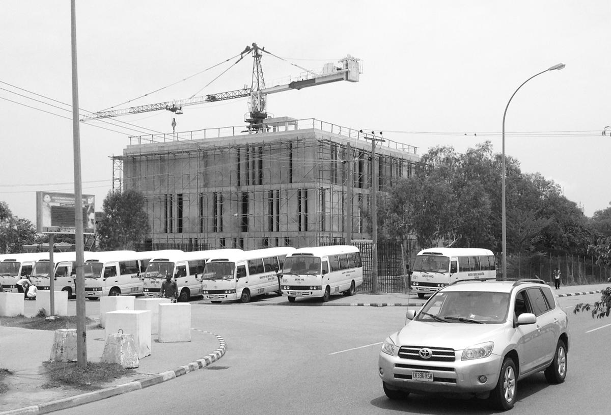 Canadian Chancery Abuja Exterior 03