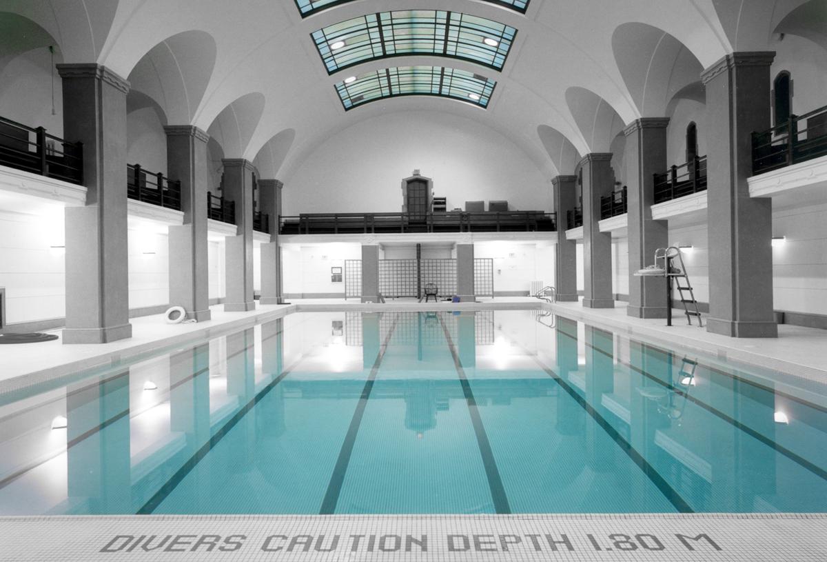 Hart House Pool 01