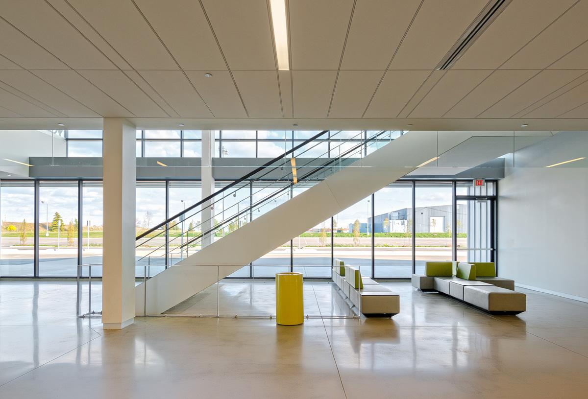 Harry Howel Community Arena Interior 02