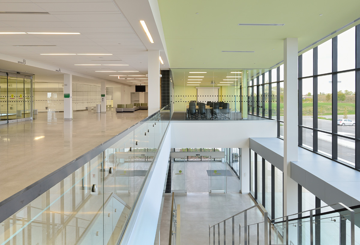 Harry Howel Community Arena Interior 03
