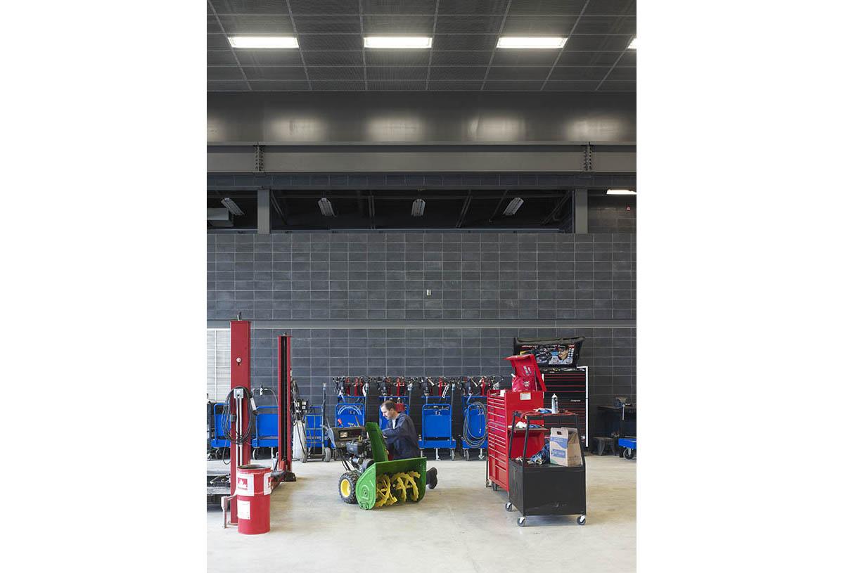 Newmarket Operations Centre Interior 04