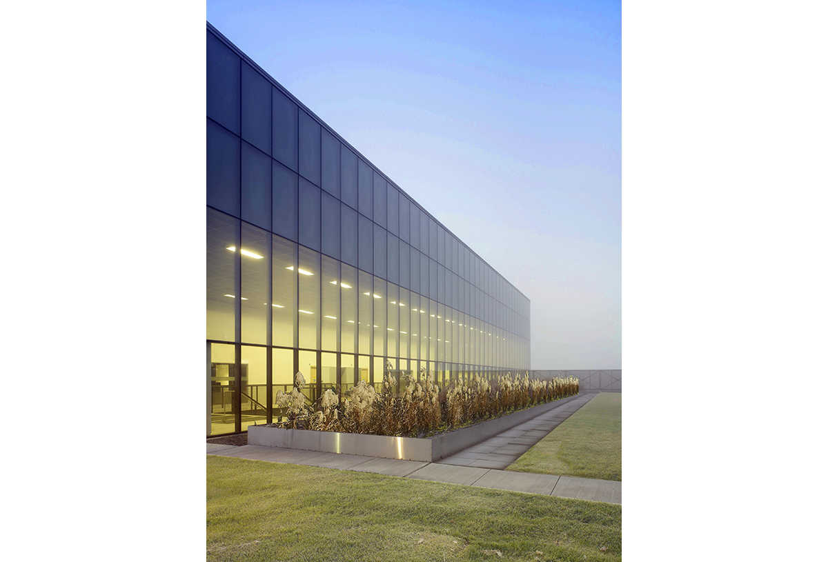 Newmarket Operations Centre Exterior 02