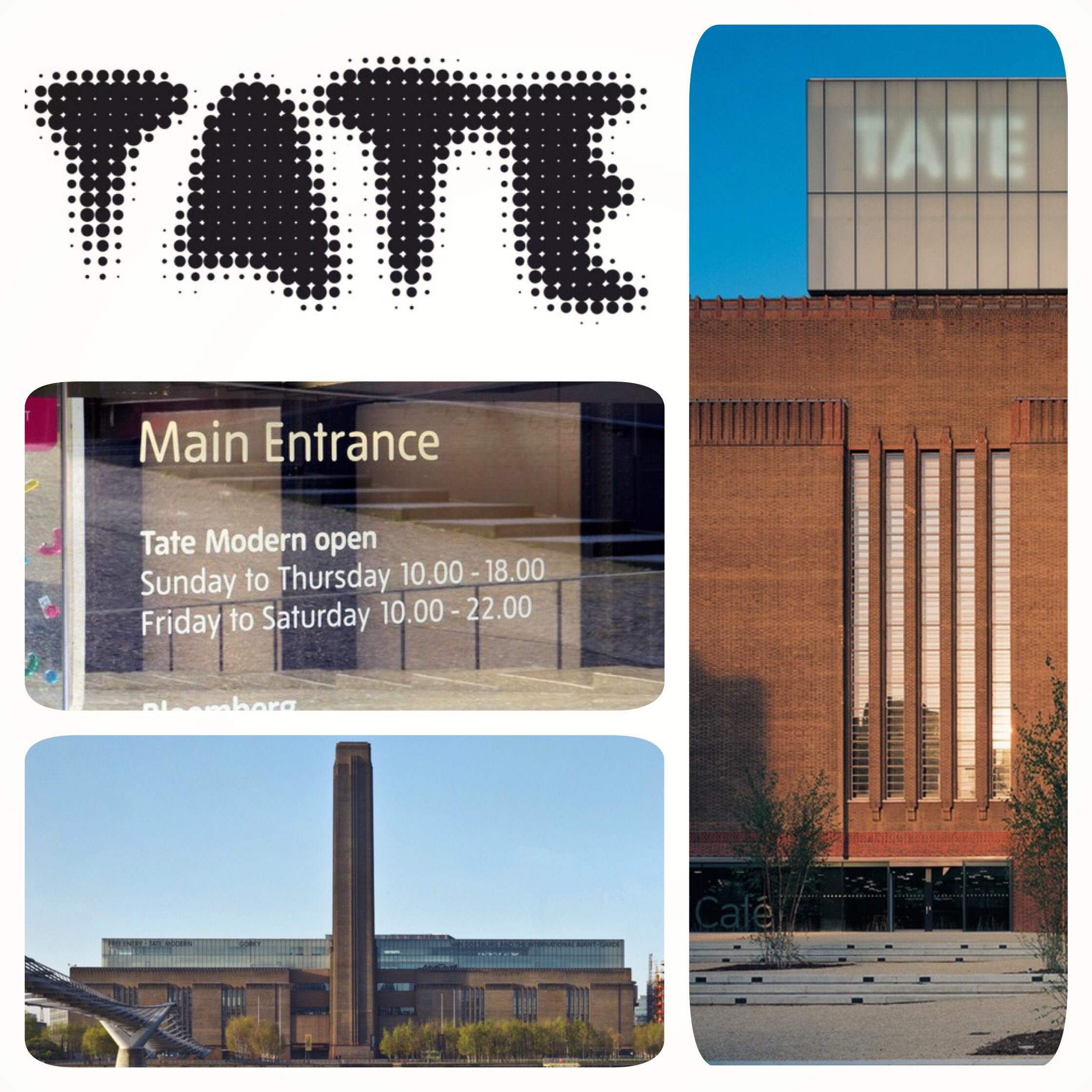 Tate Modern is a perfect wheelchair-Friendly place to spend an afternoon if you are in London.