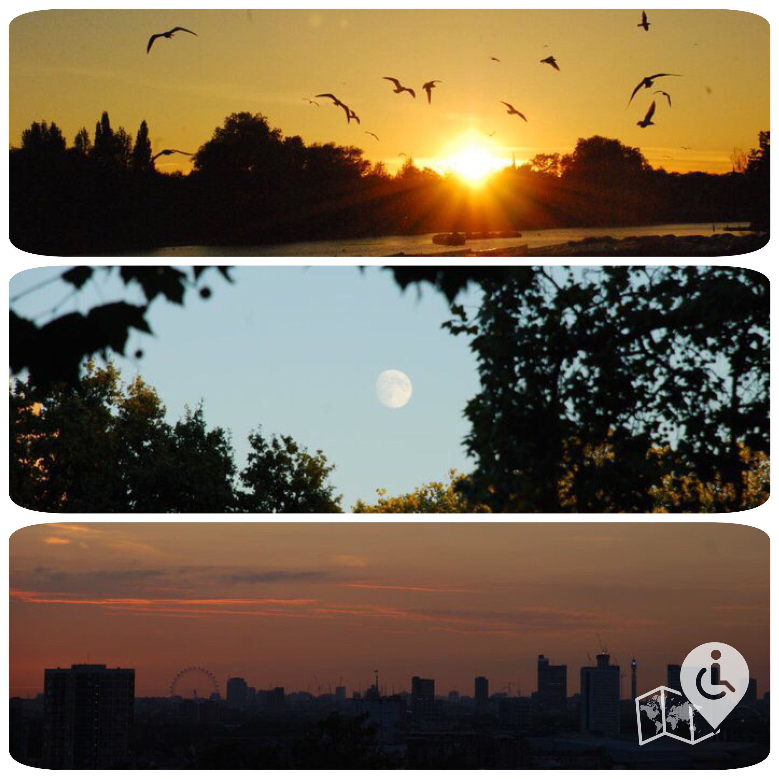Hyde Park and Greenwich Park are great options to chill out and enjoy some nature.