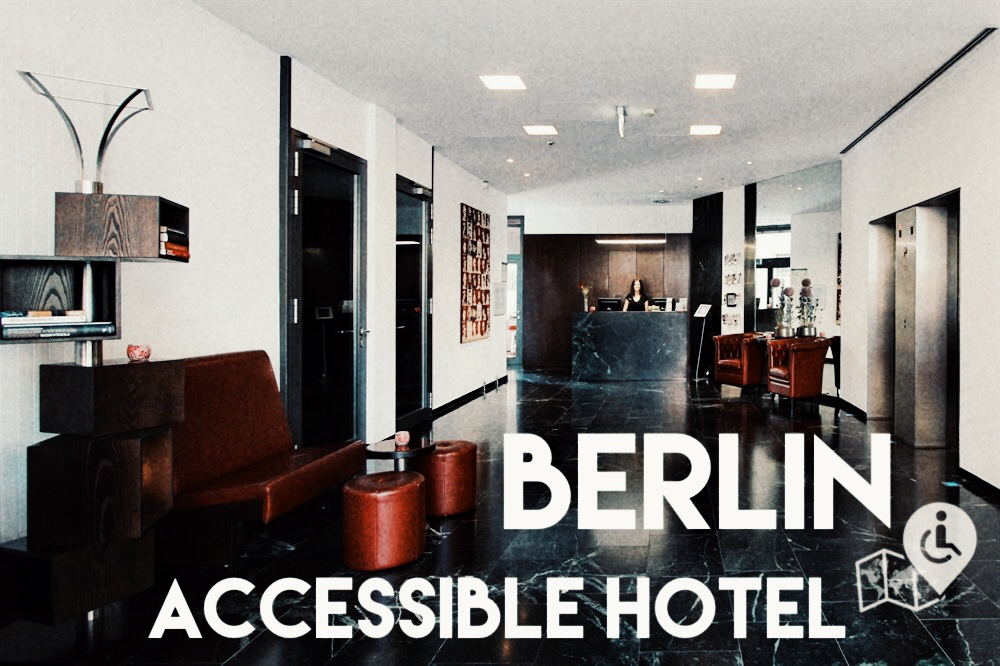 Picture of the hotel reception.Click in the image for full hotel review
