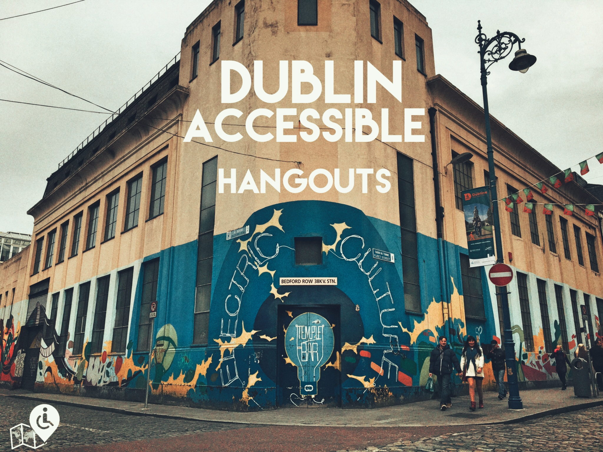The Temple Bar is the cultural quarter of Dublin. Here you share the pavement with market stalls, street theatre and buskers. Click on the picture for full hang outs reviews.