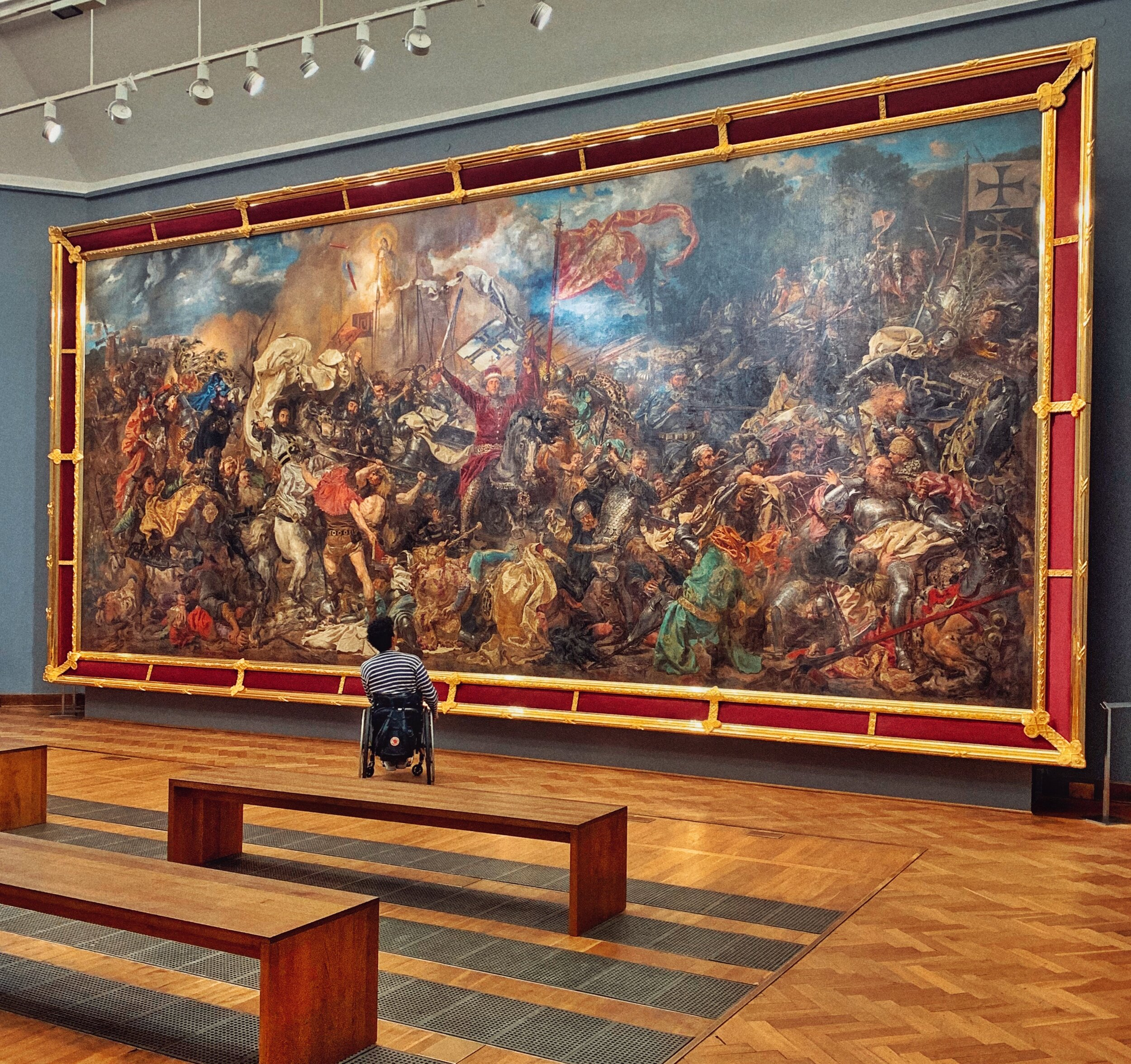 To discover Polish art including 19th-century masters such as Jan Matejko – known for his large-scale historic Battle of Grunwald painting (425cm x 987cm) – and contemporary artists such as Wilhelm Sasnal, head to Warsaw's National Museum. Here, you'll find over 830,000 works dating from ancient times until the present from both Polish and international artists.      Click on the picture for a full review.