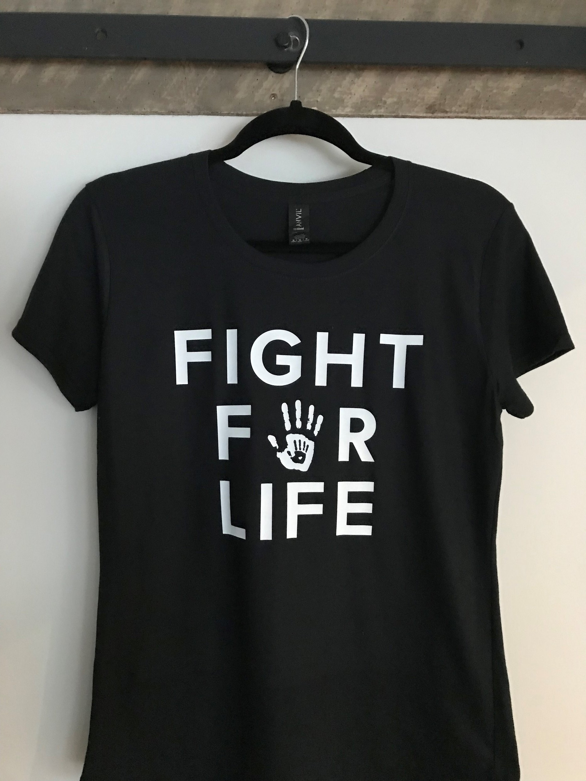 Fight For Life - Front