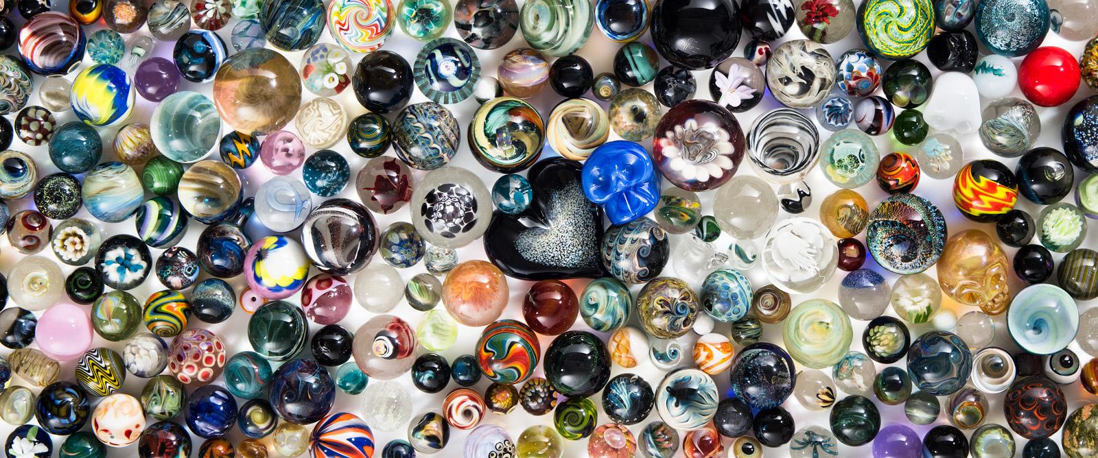 #Found Marbles