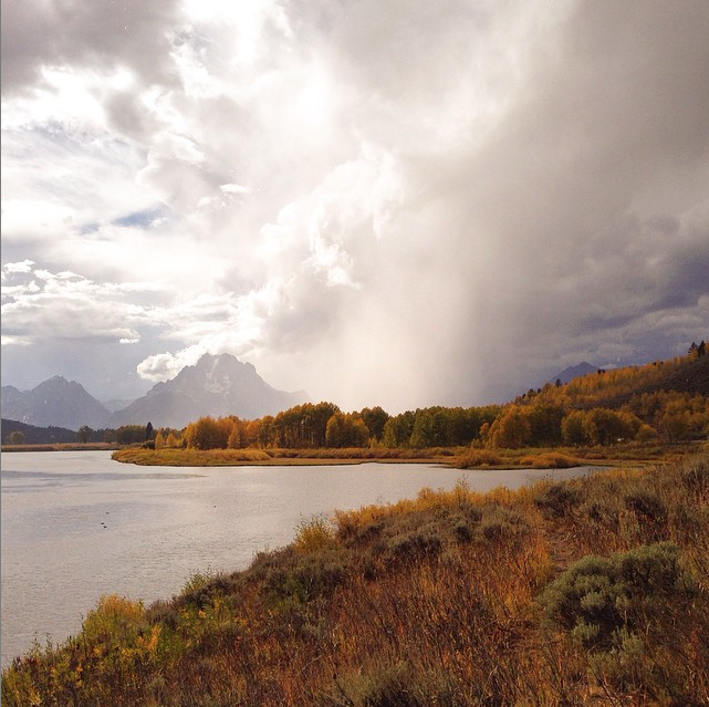 Snake River, WY  |  September 2014