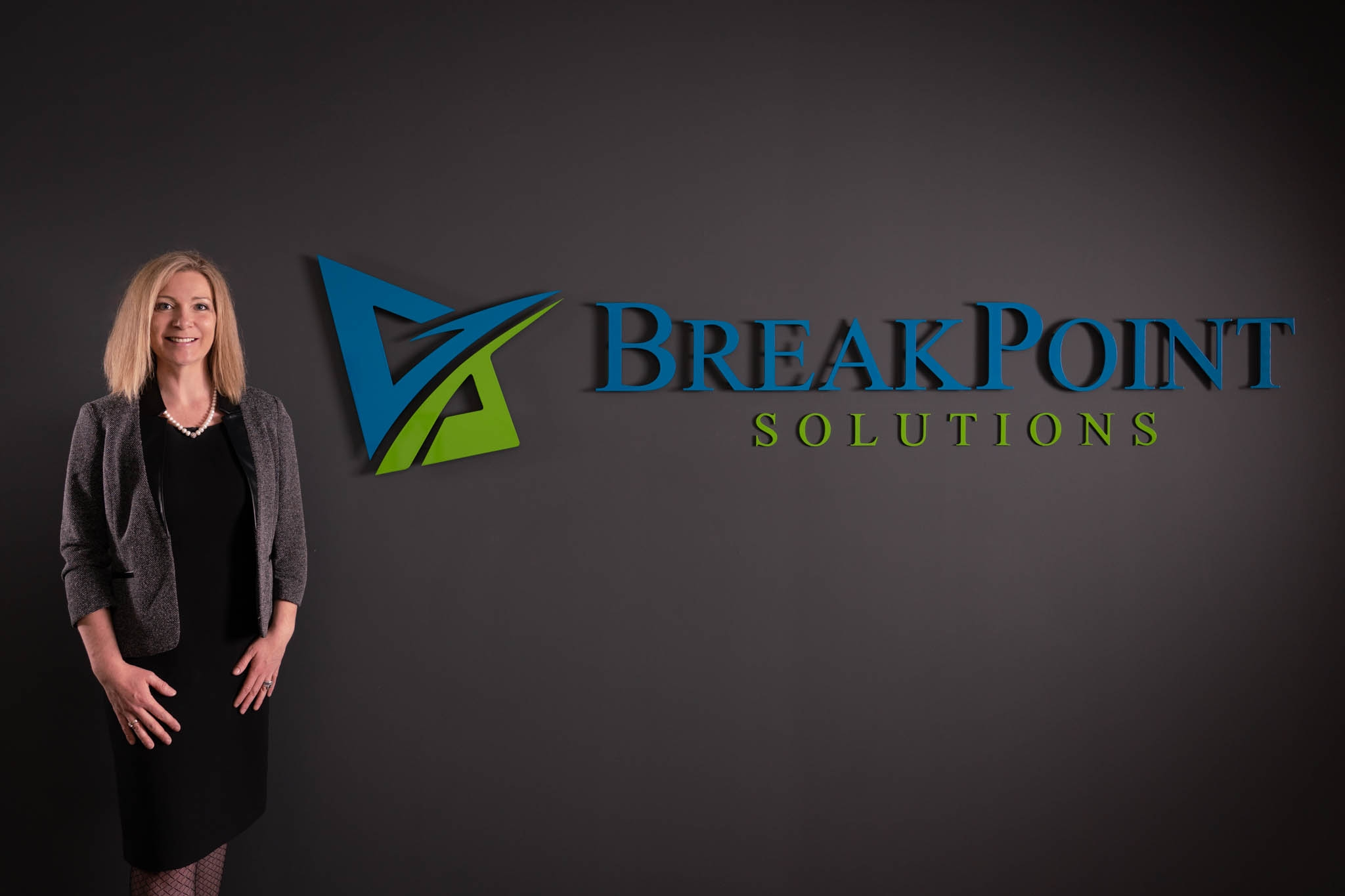 Heidi Hadubiak: BN, MBA, ACC, CEC   Heidi is the co-founder of BreakPoint Solutions; she is an associate Certified Coach through the International Coach Federation.