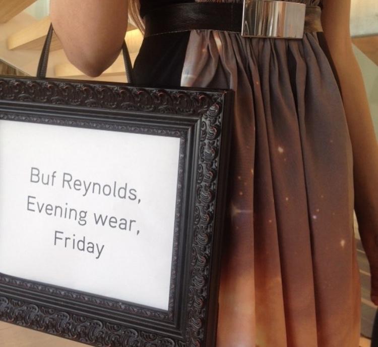 Buf Reynolds