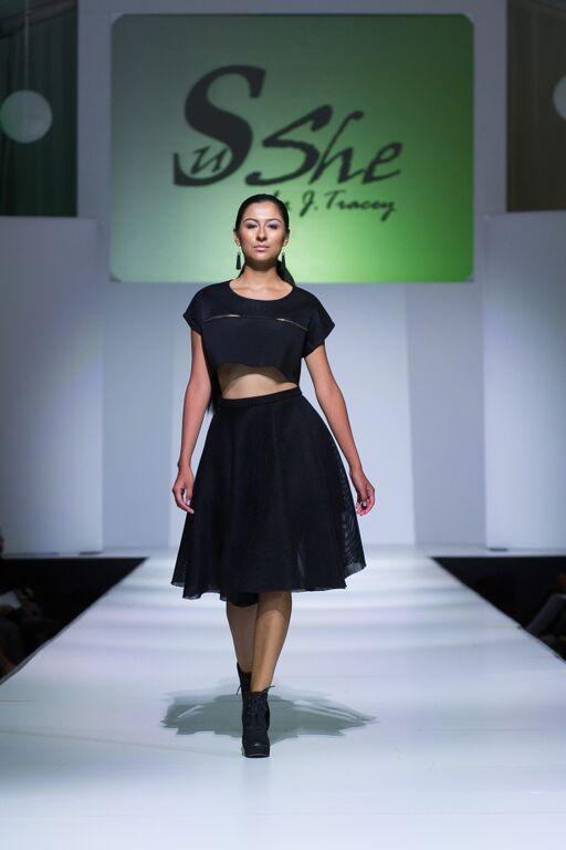 Designer:Juantiesha Christian  Model: Develop Model Management  Styling: Victor Victoria  Photographer: Heather and Jameson