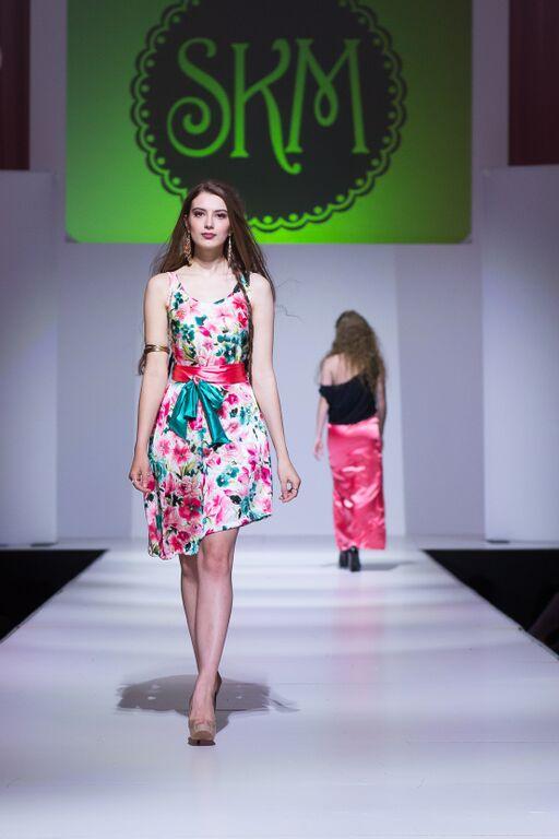 Designer:Sydney Moore  Model: Develop Model Management  Styling: Belleza Salon  Photographer: Heather and Jameson