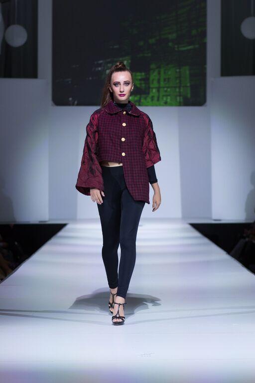 Designer:Michelle Dunn  Model: Develop Model Management  Styling: Turning Heads Salon  Photographer: Heather and Jameson