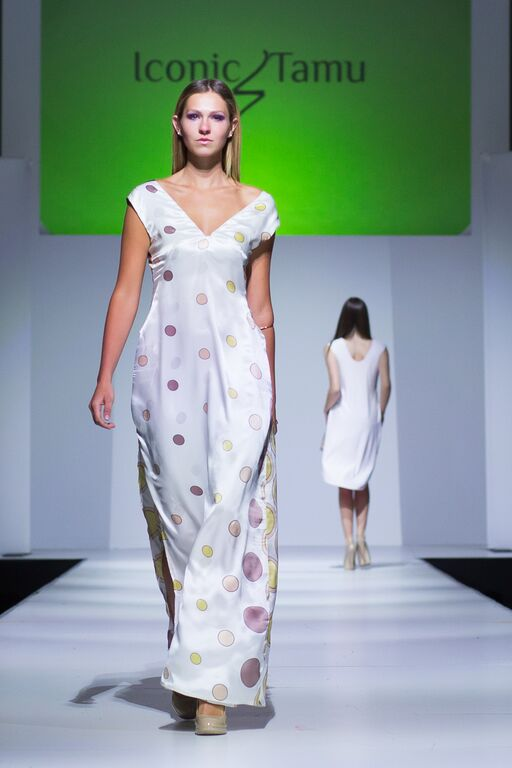 Designer:Tamara Newson  Model: Develop Model Management  Styling: More Hair & Kimberly Salon  Photographer: Heather and Jameson